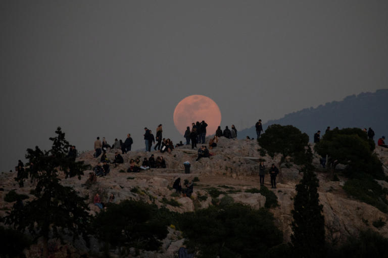 Πανσέληνος Σεπτεμβρίου: Παρασκευή και 13 με ολόγιομο φεγγάρι – ΝΕΟΙ  ΟΡΙΖΟΝΤΕΣ